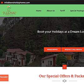Spend holidays in an Apartments or Cottages in Nainital, Uttrakhand